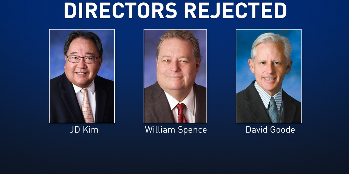 Maui mayor's decision to temporarily appoint 3 rejected directors stuns council