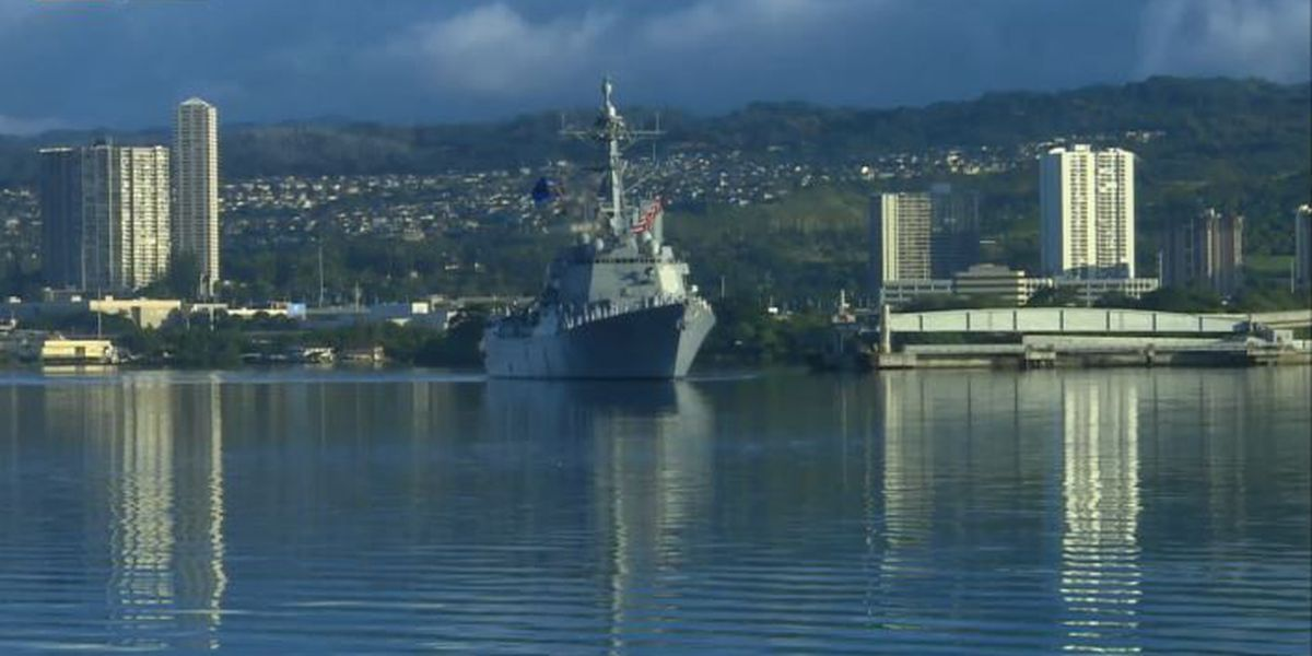 Rail work, base access changes could slow traffic near Pearl Harbor