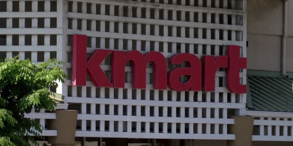 Kmart Closures Continue As Kahului Location Shuts Down