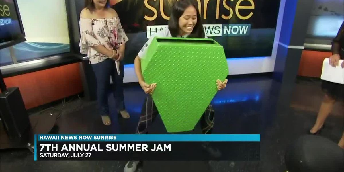Big Island Substance Abuse Council holds 7th annual Summer Jam