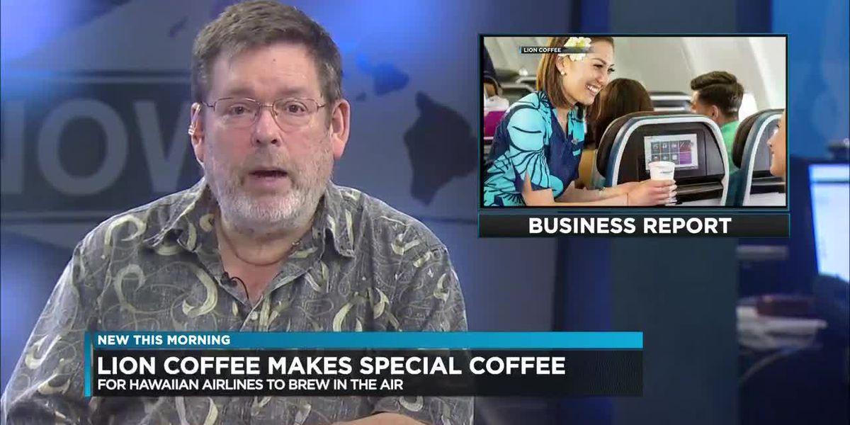 Business: Lion coffee, Hawaii Energy rates, and OHA funding