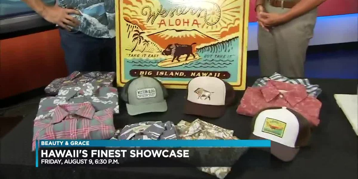 Beauty and Grace: Hawaii's Finest to feature top local designers