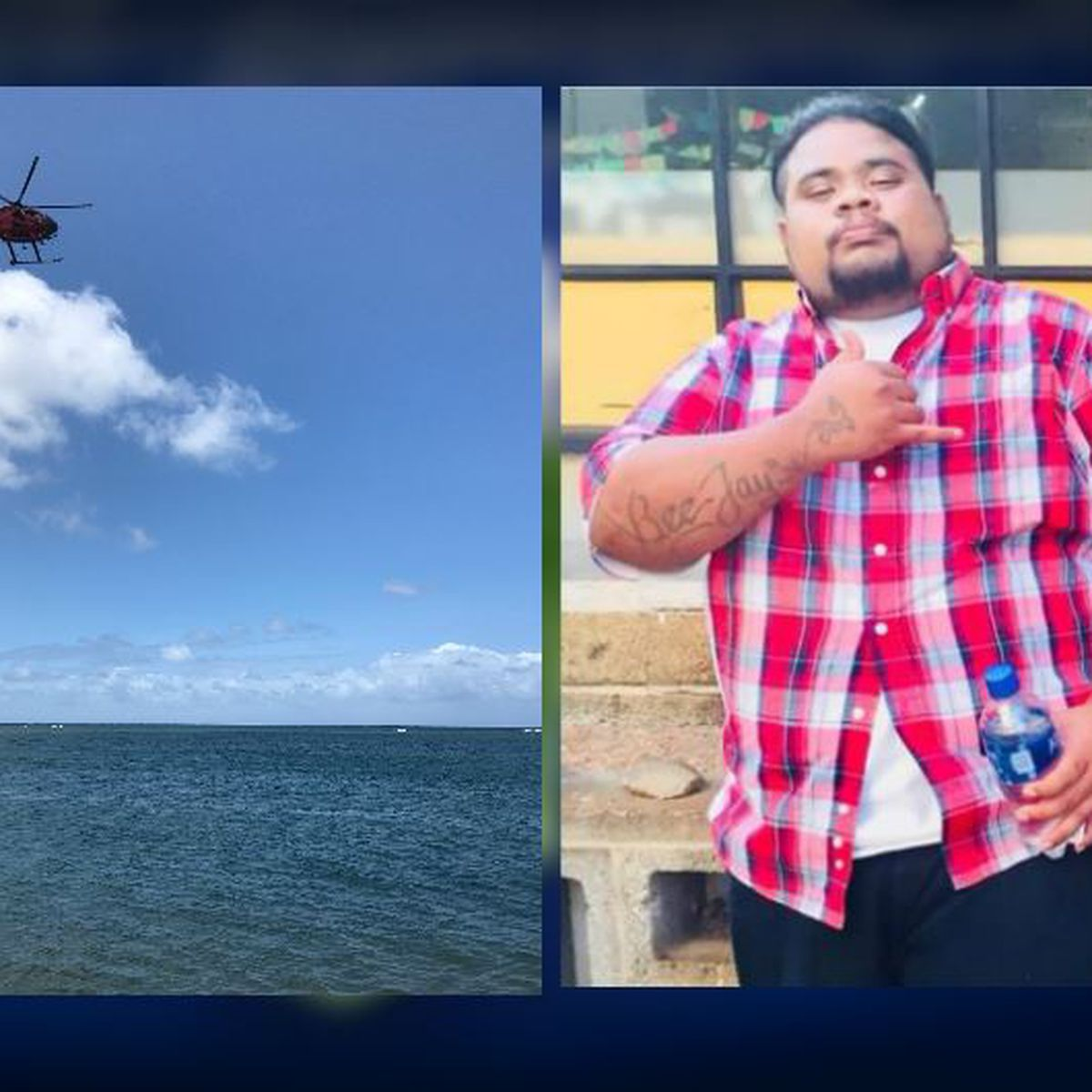 Agencies searching for man who went missing off Kauai while diving