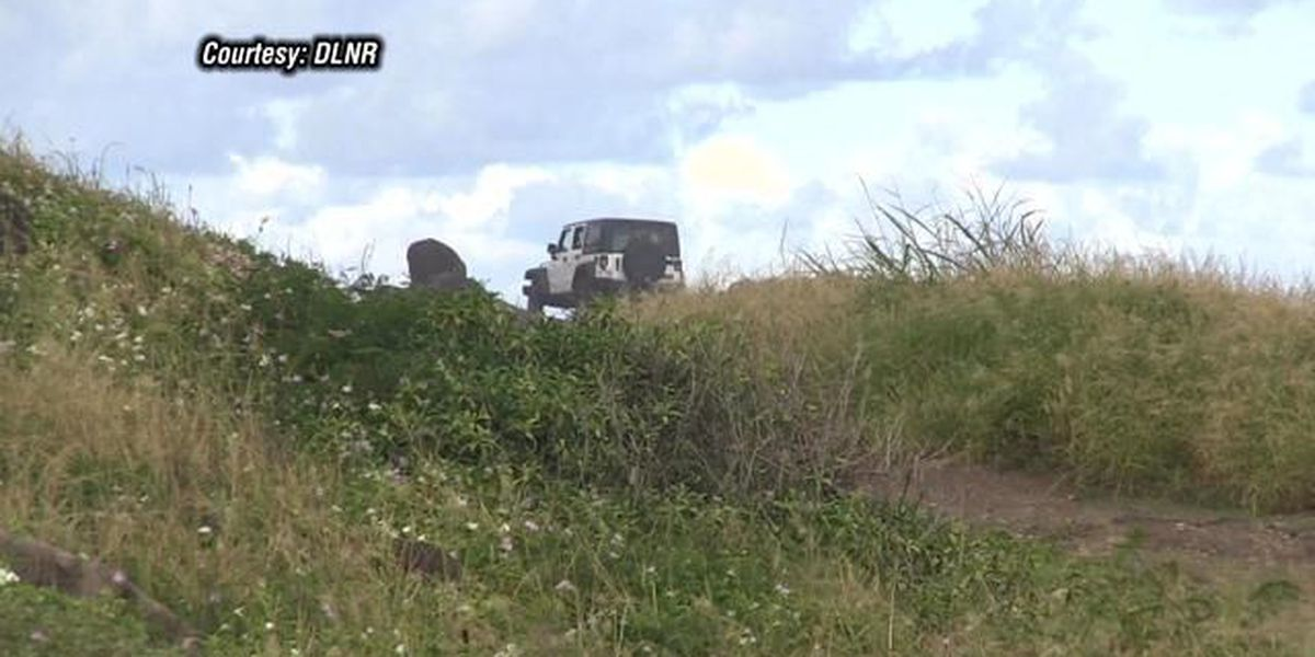 Kaena Point off-roading prompts permit system