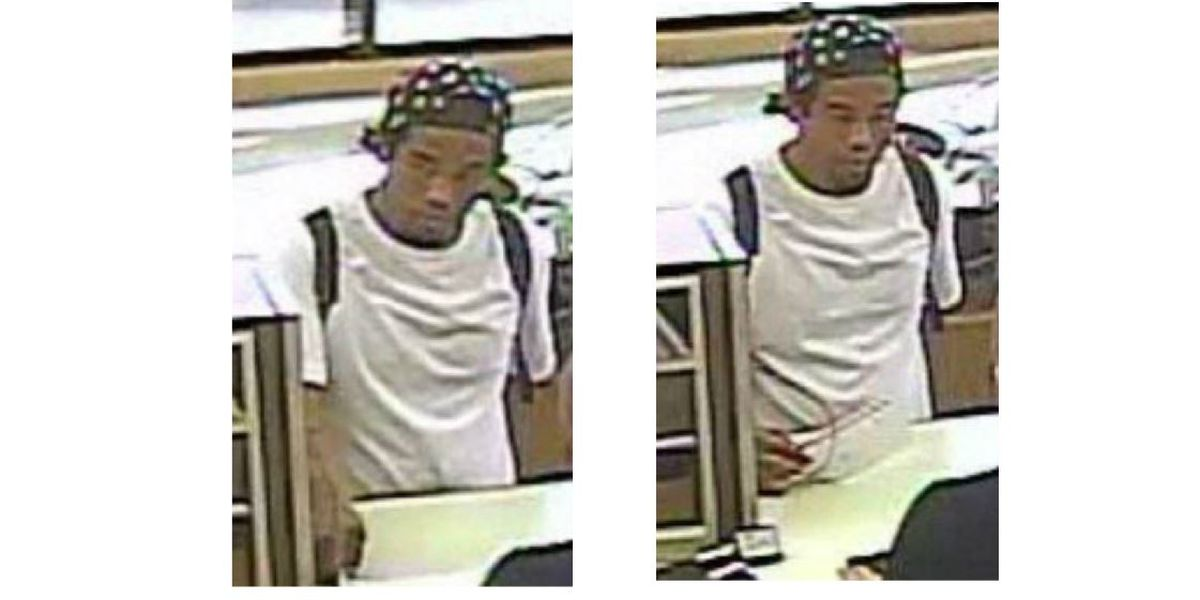 Man wanted for allegedly robbing a First Hawaiian Bank branch arrested