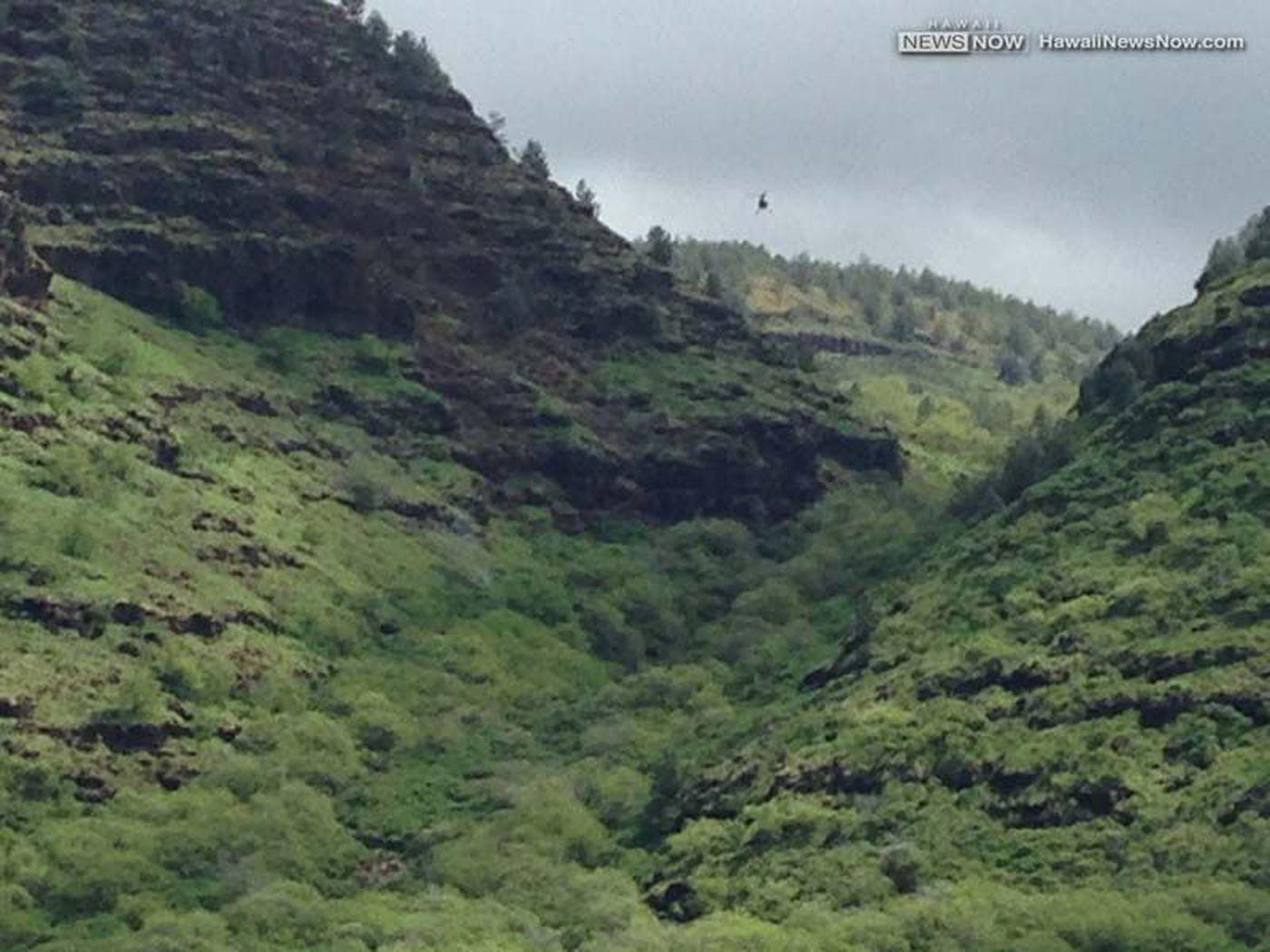 Ultralight aircraft crash kills 2 people on Kauai