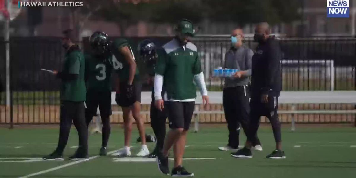 UH offensive coordinator G.J. Kinne looks to get 'Bows offense flying against Houston