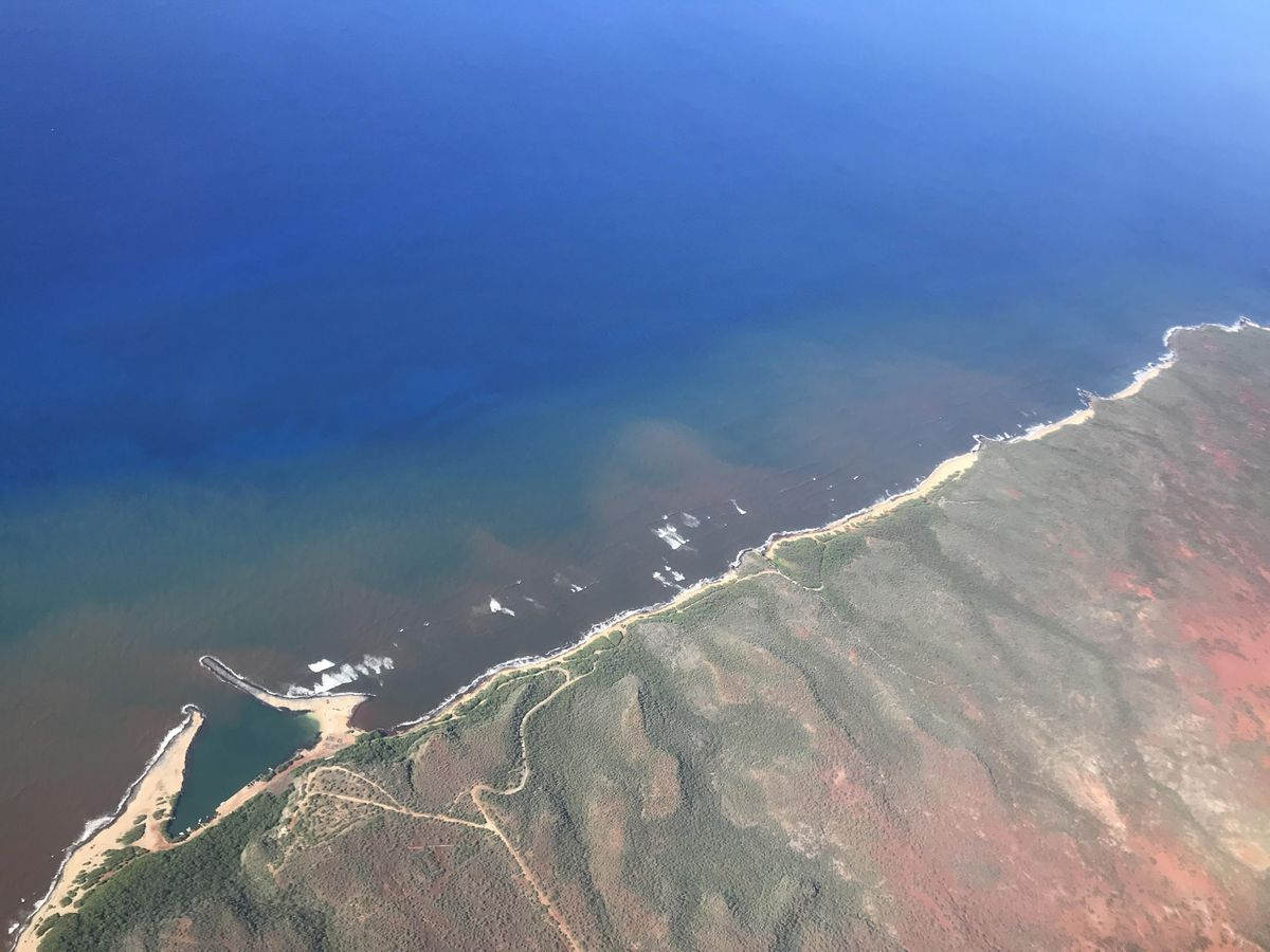Global warming's extreme rains threaten Hawaii's coral reefs