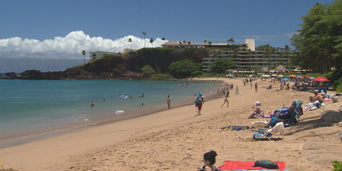 Public comments sought for plan to address erosion at Maui's Kaanapali Beach