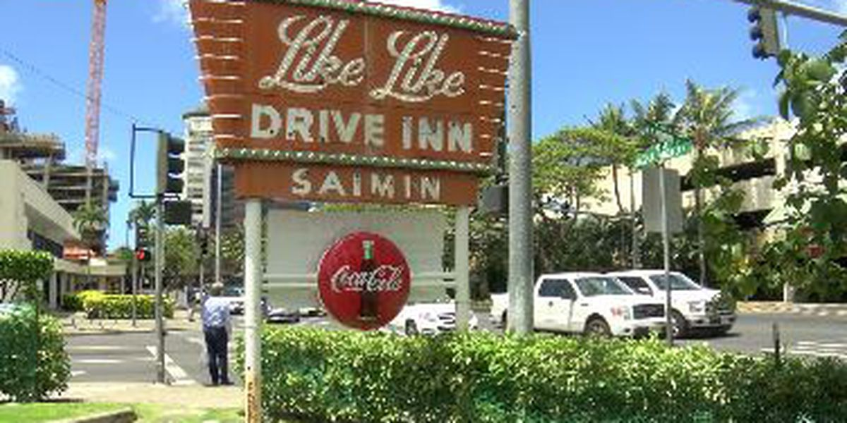 State shutdown forces Like Like Drive Inn, a Hawaii institution, to permanently close