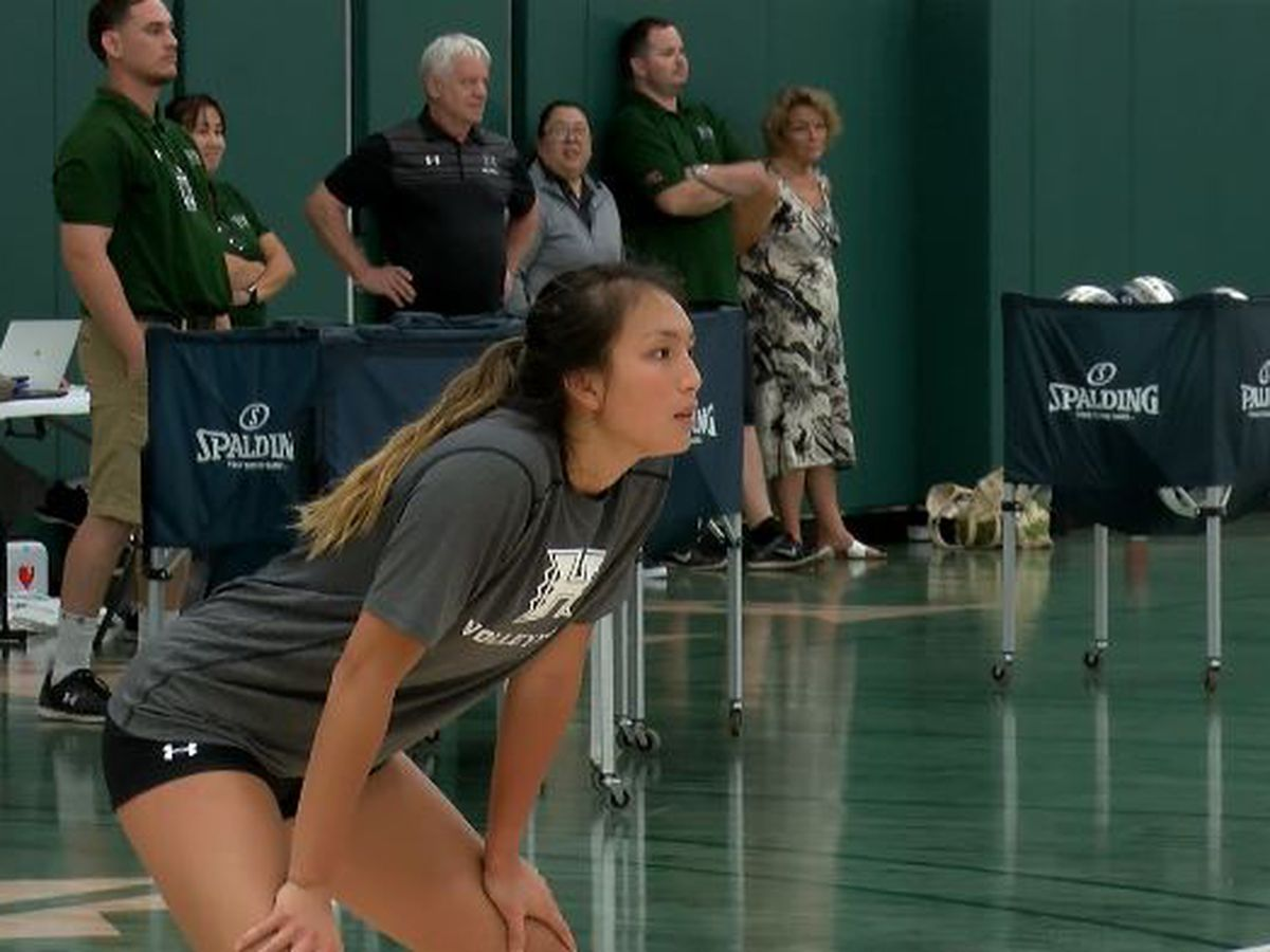 Wahine travel to Texas for Baylor Classic