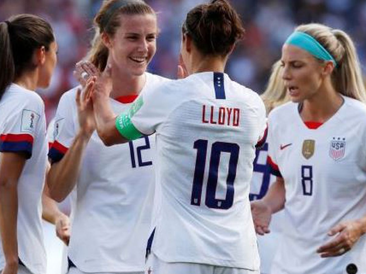 USWNT takes down Chile in dominant performance