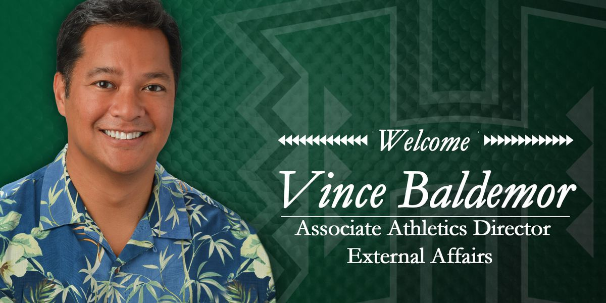 Baldemor named UH Athletics Associate A.D.