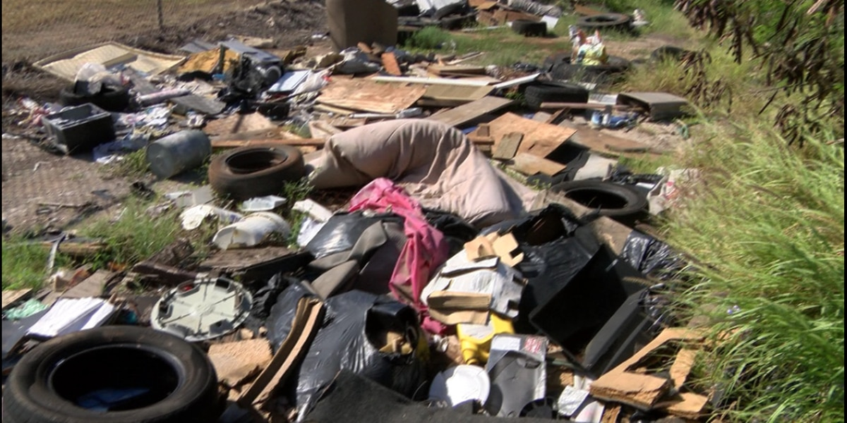 An illegal dump site the length of 13 football fields is ticking off Waianae residents