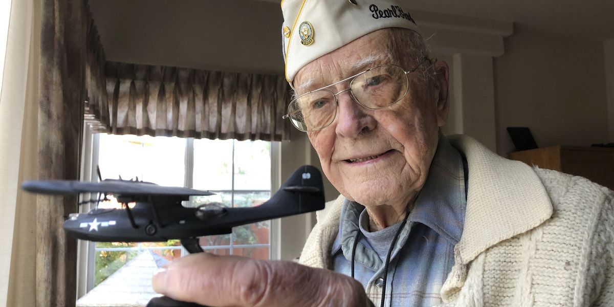 Pearl Harbor survivor and Navy veteran recalls 1941 attack