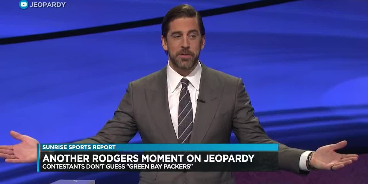 Sunrise Sports: Kiner-Falefa proves critics wrong, Jeopardy contestants disappoint Aaron Rodgers