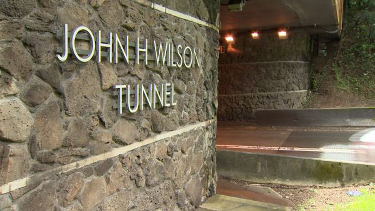 Weekend tunnel work to close Kaneohe-bound lanes of Likelike Highway