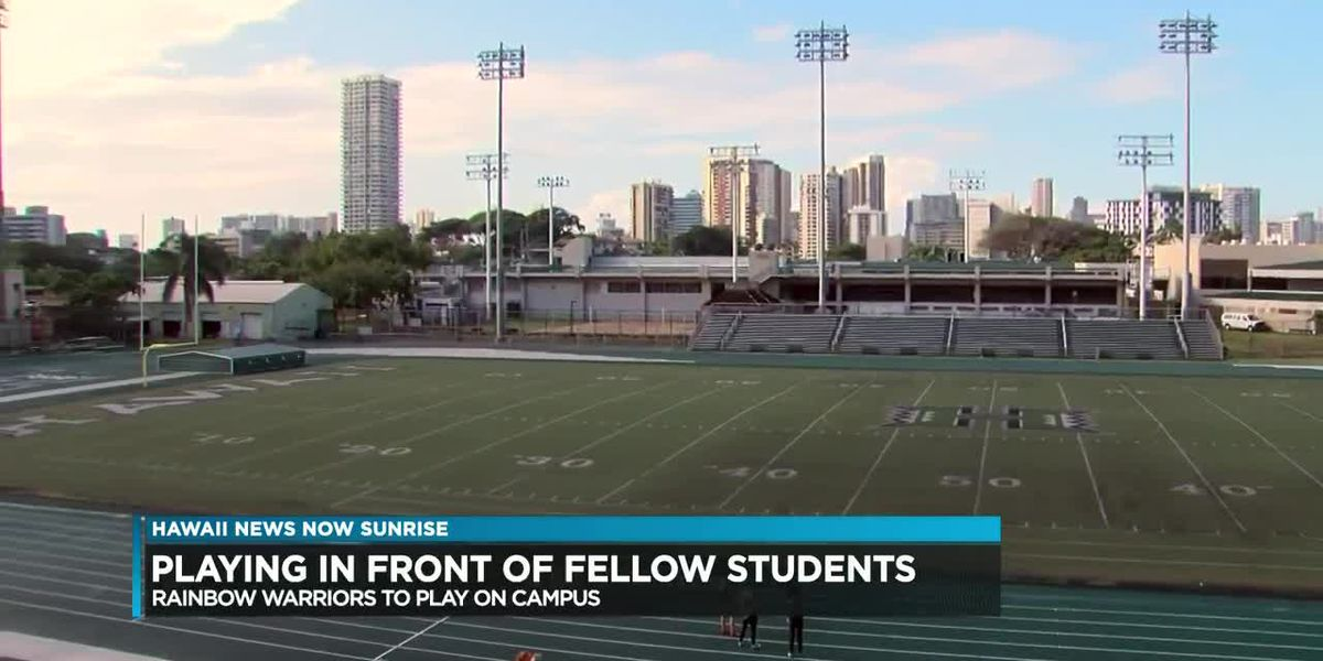 An inside look at Hawaii Football's new home in Manoa