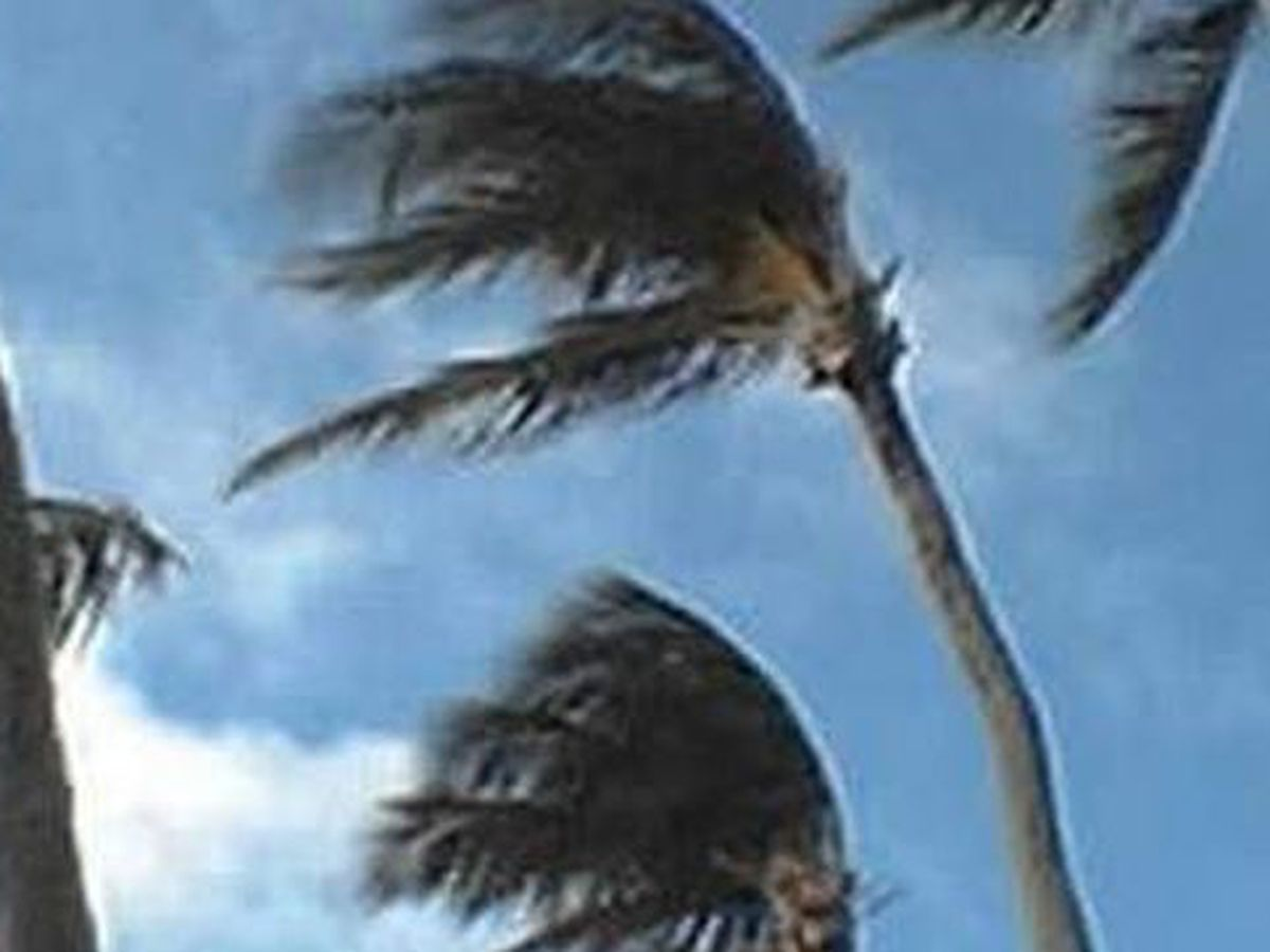 Hold on to your hat, a wind advisory is posted for parts of the state