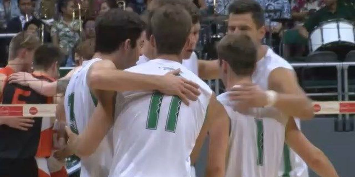 Rainbow Warriors cruise through Thompson in straight-sets
