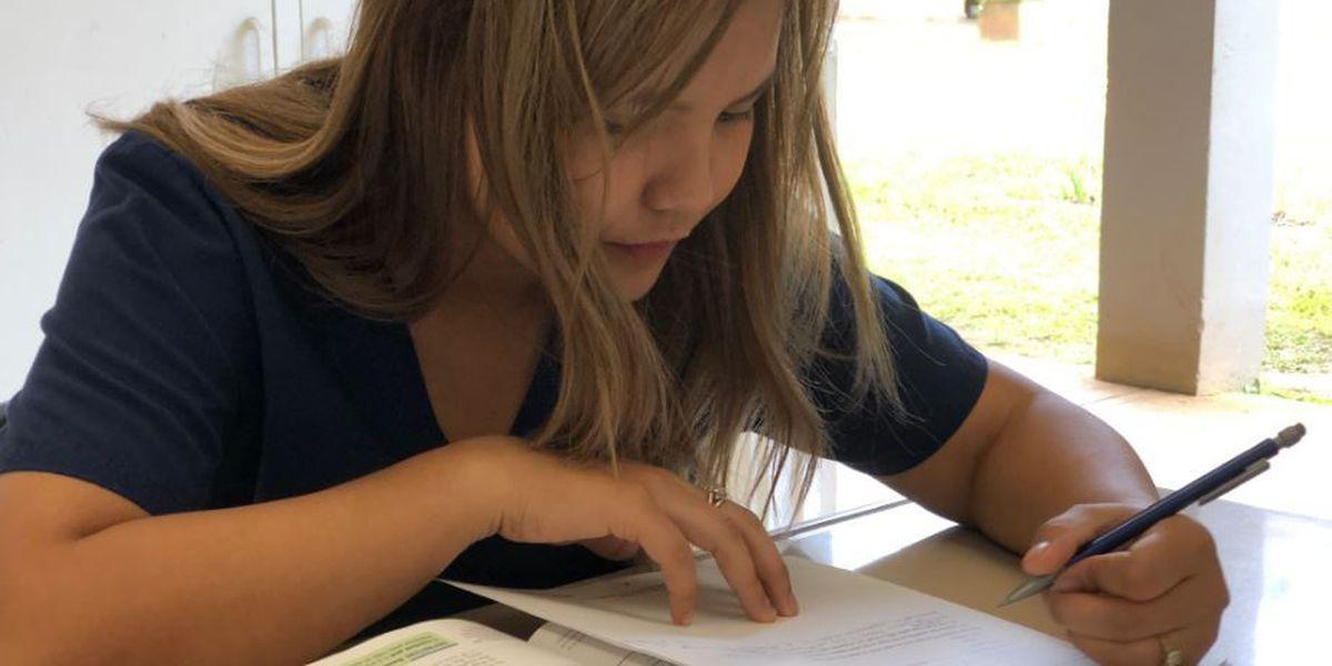 Despite adversity, Waipahu student earns dual diplomas through early college program