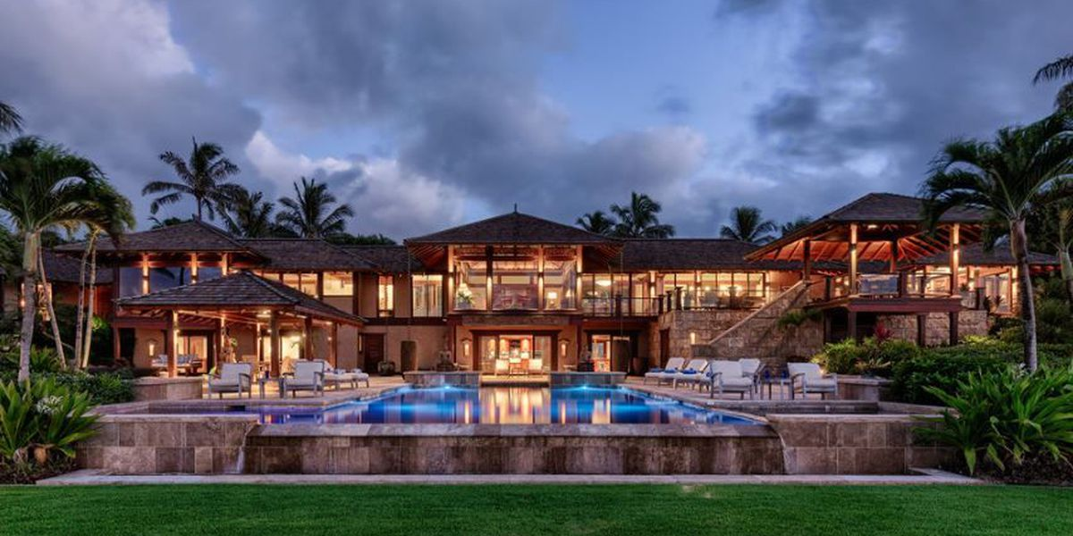 Luxury compound on Kauai listed for whopping $70 million