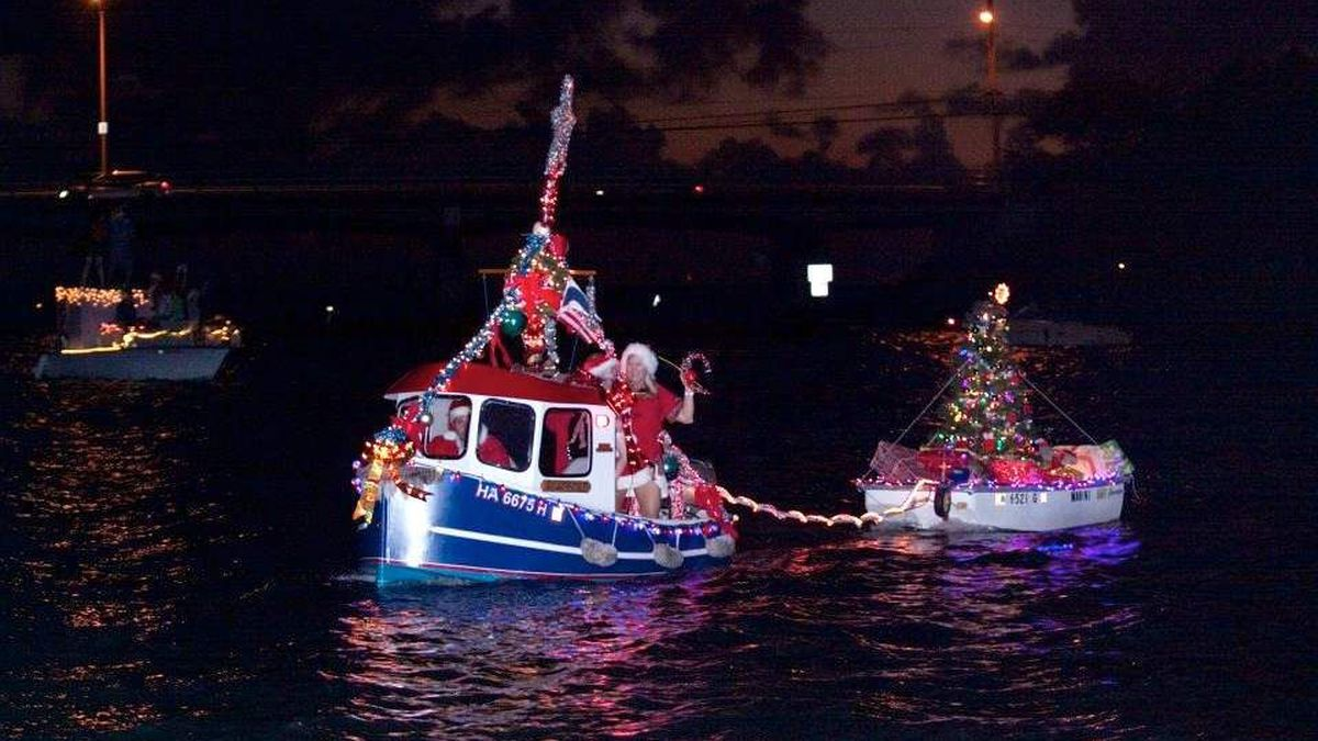 Grab your cocoa! Forecast calls for crisp conditions for Festival of Lights parade