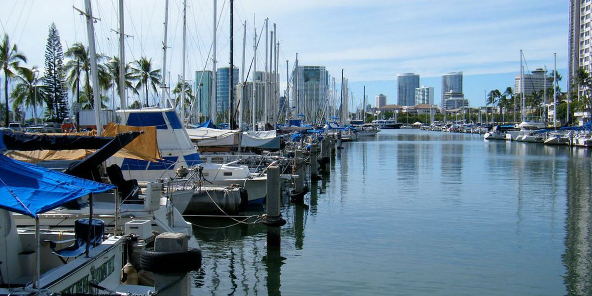 Future of Ala Wai Small Boat Harbor up for discussion at public meeting