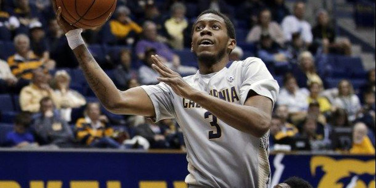 Cal's Wallace suffers broken hand in practice prior to NCAA Tournament game vs Hawaii