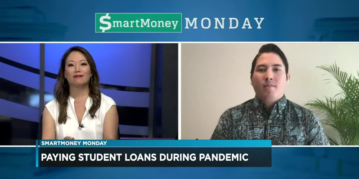 SmartMoney Monday: Paying for student loans during the pandemic