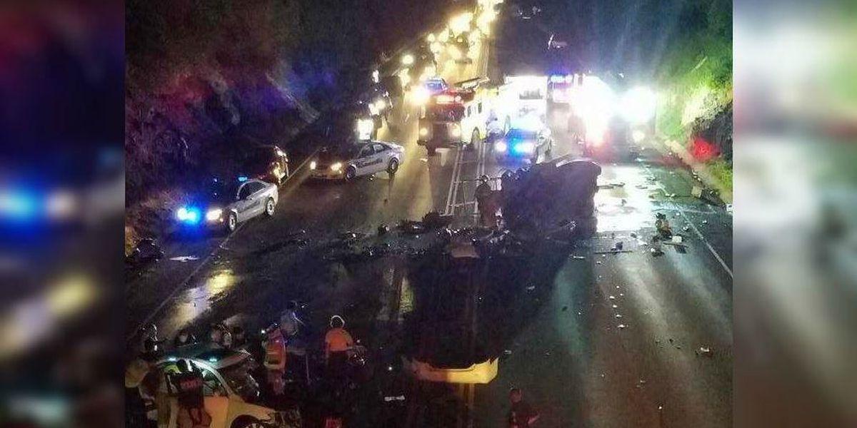 Uber driver, passengers among 4 killed in Maui crash