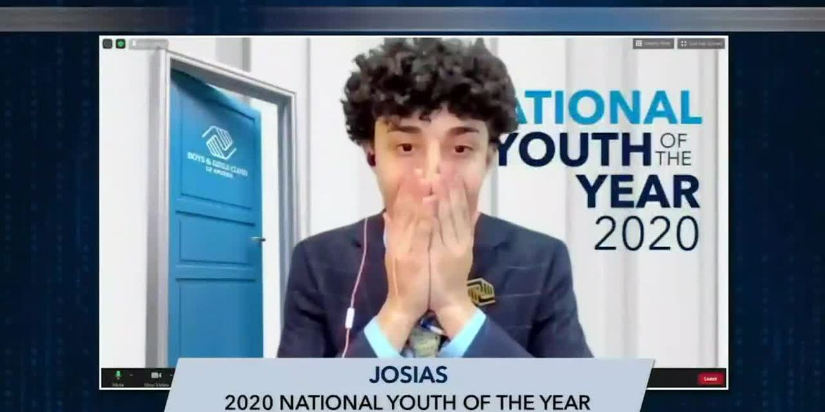 Boys and Girls Clubs of America announces 2020 Youth of the Year winner