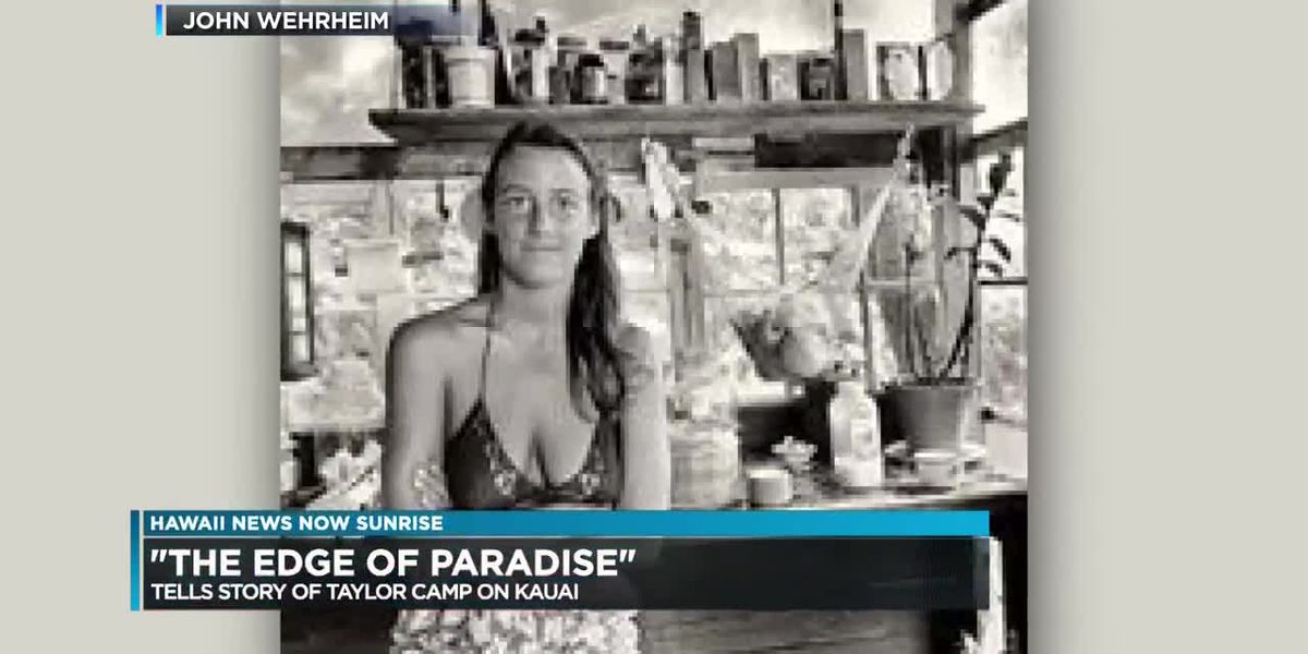 Film that tells the story of a Kauai camp to premiere for one night only