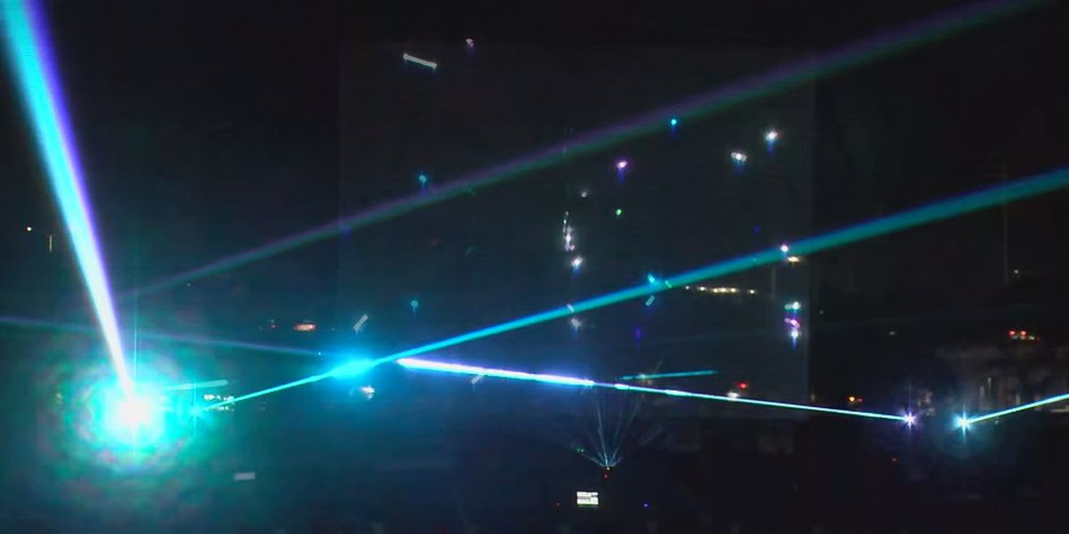 Aloha Stadium to be illuminated with drive-in laser light show