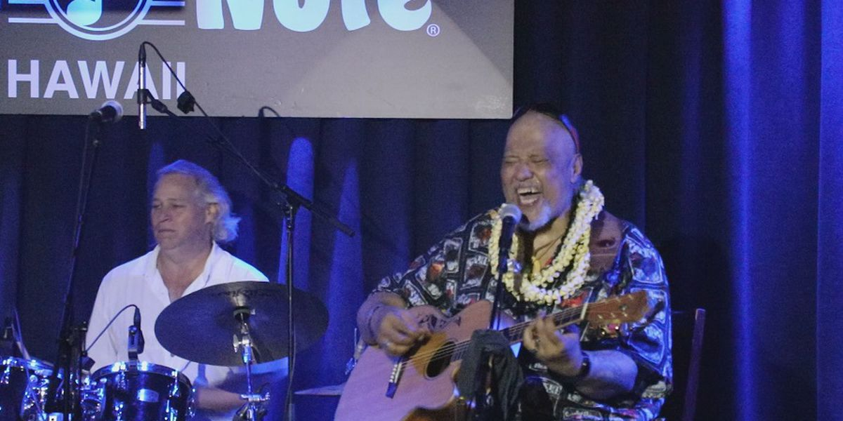 Willie K. continues to entertain audiences while undergoing cancer treatment