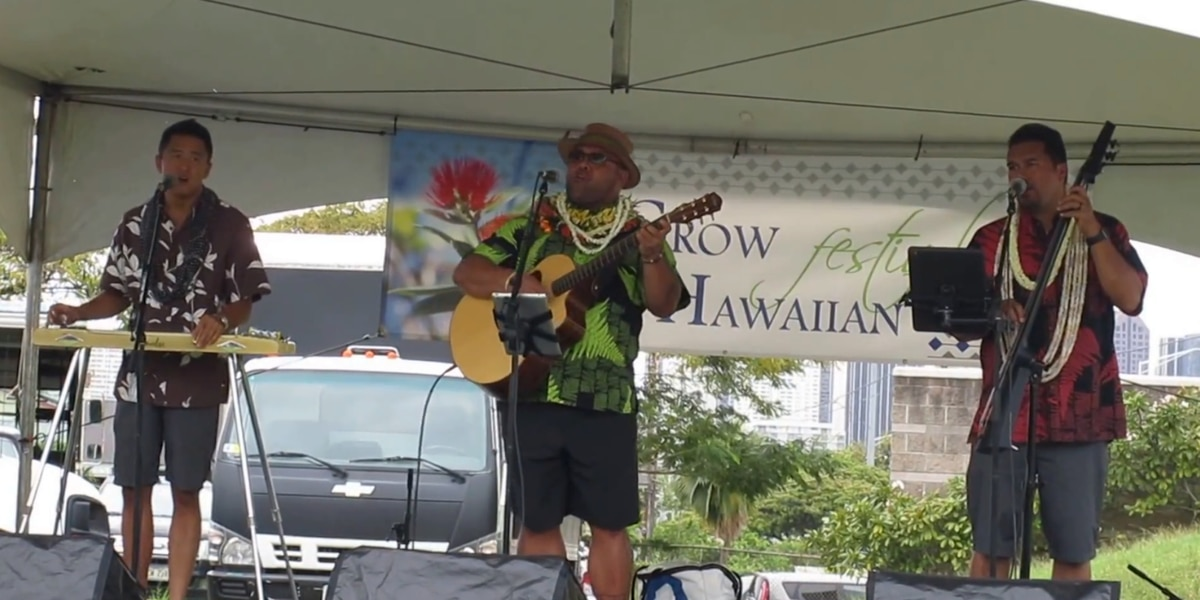 Friends, loved ones remember beloved Hawaiian musician Ioane Burns