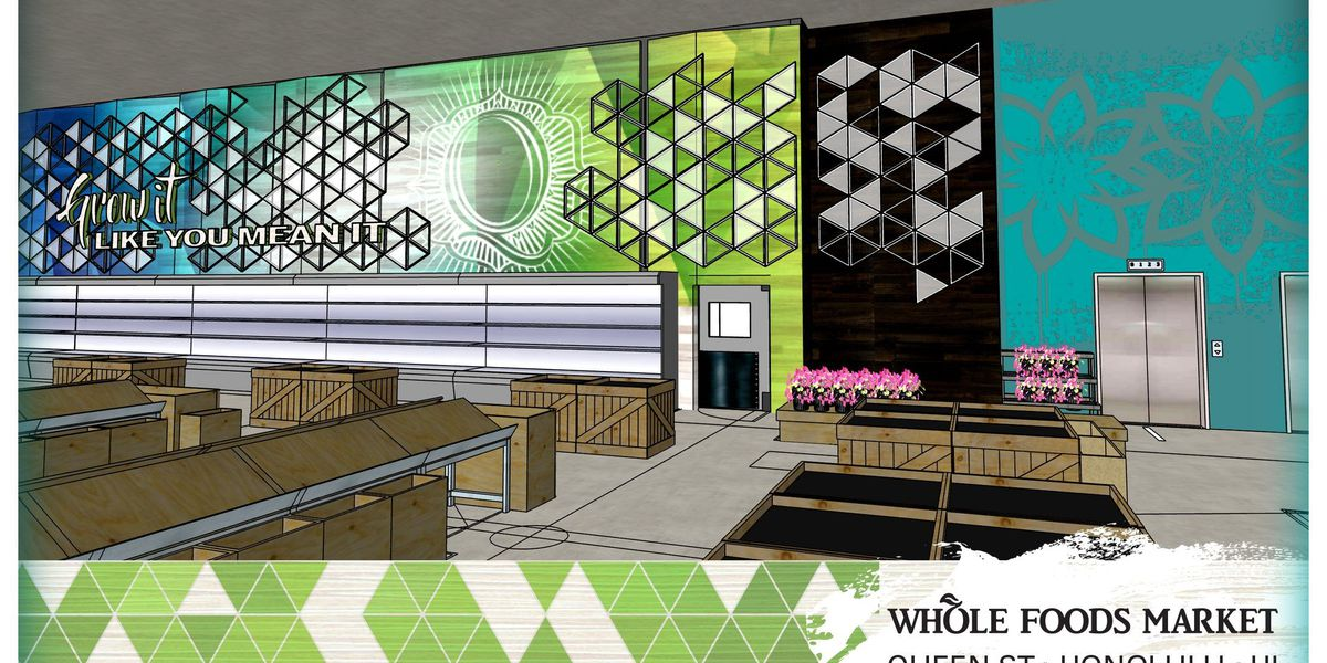 Whole Foods prepares to open 4th location in the islands