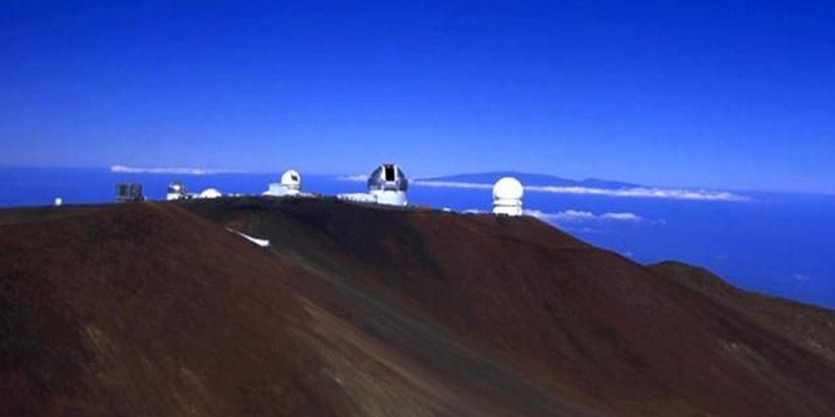 Hawaii residents can get closer look at telescopes on Mauna Kea summit