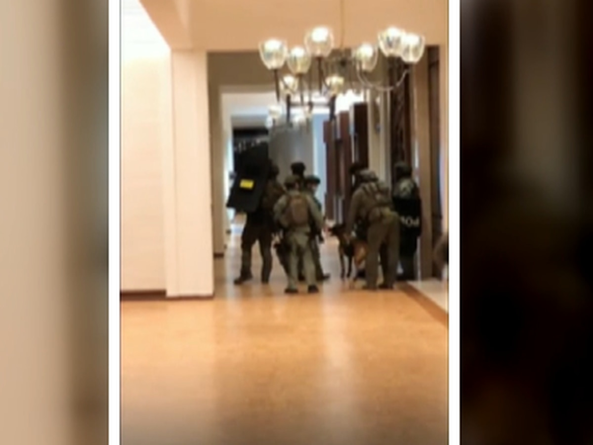 Sources: Wife notified Kahala hotel staff husband was suicidal, leading up to hours-long barricade