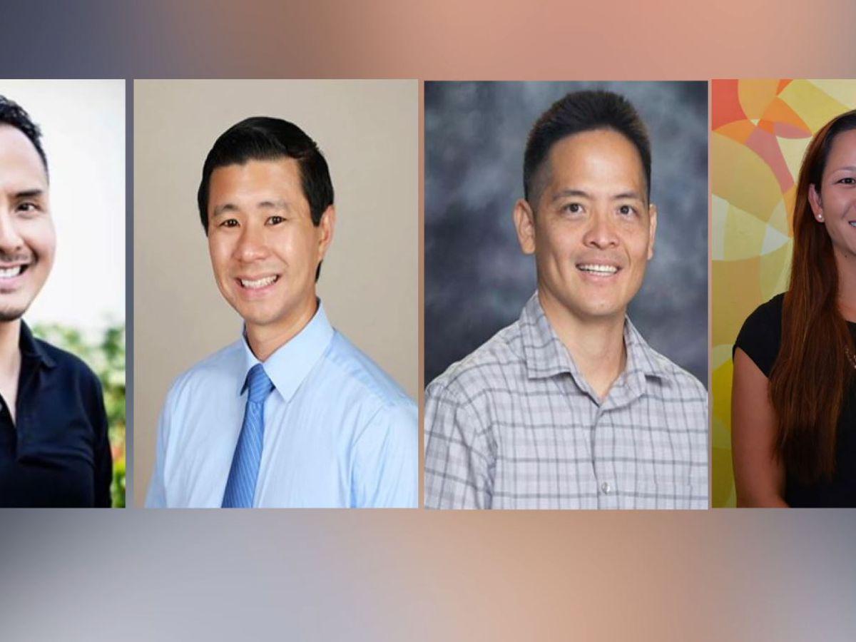 4 Hawaii teachers make national list of presidential awardees
