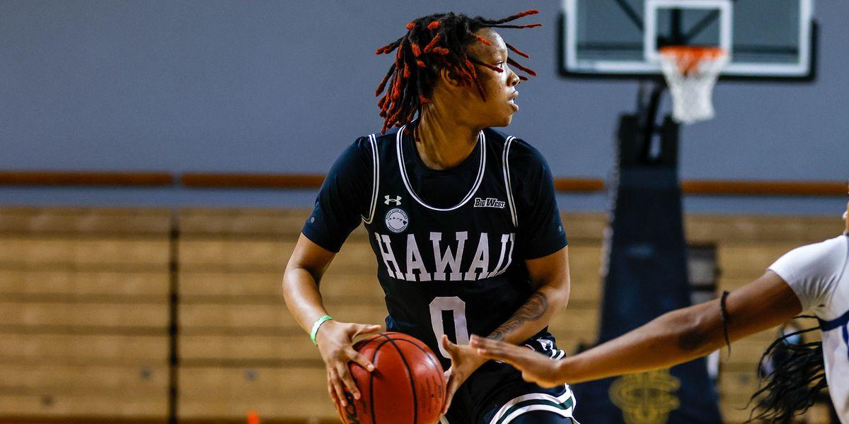 Rainbow Wahine basketball open Big West Tournament against CSU Bakersfield