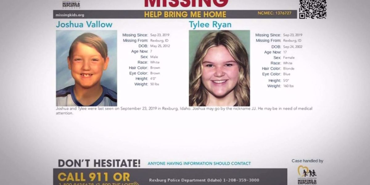 FBI, Kauai police aiding Idaho authorities in missing children's case