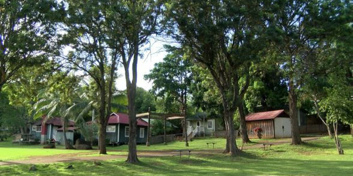 Waipahu cultural center troubled by overnight homeless campers