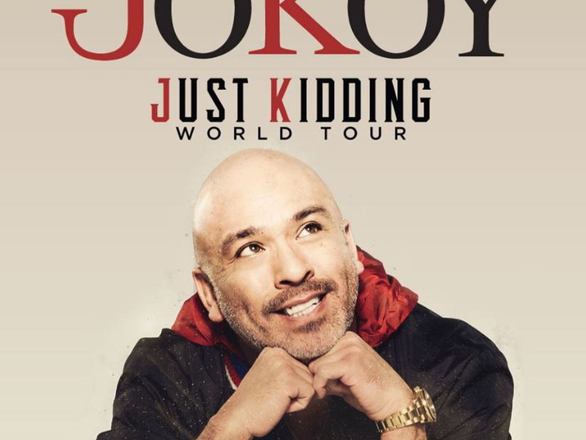 Get ready to laugh: Jo Koy announces upcoming show on Oahu