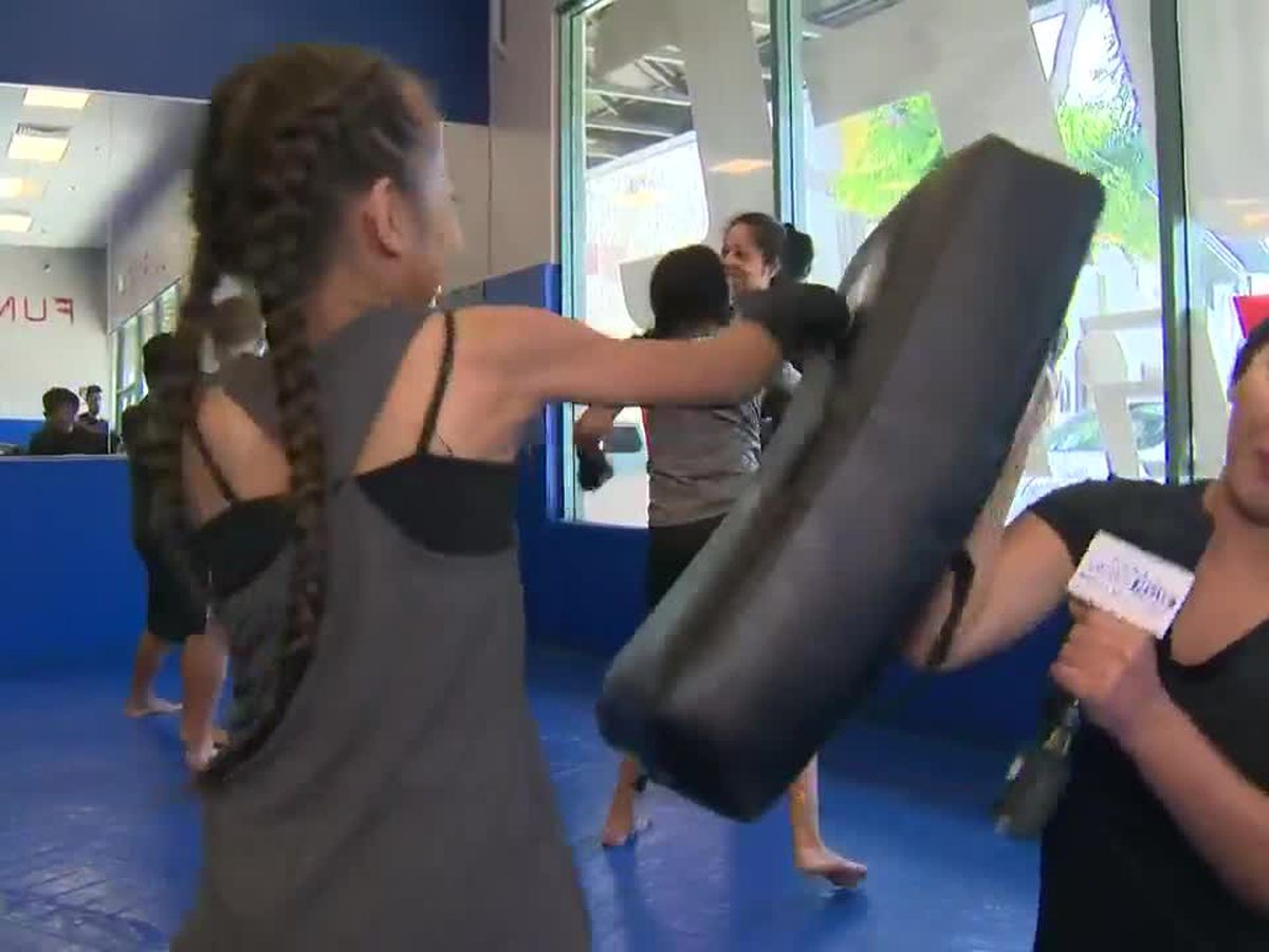 Sunrise Field Trip: UFC Gym kicks off youth summer camp