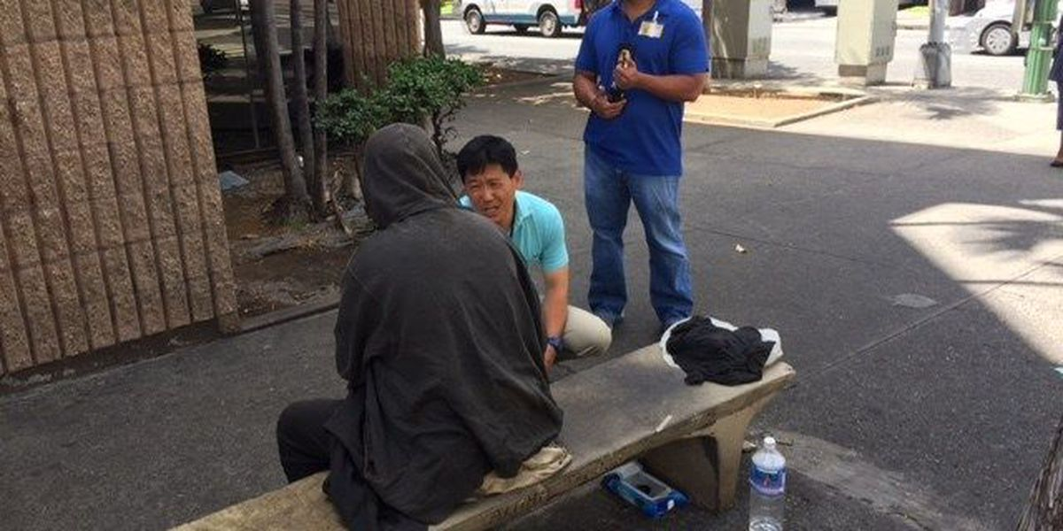 HPD's new approach to homeless outreach: Compassion