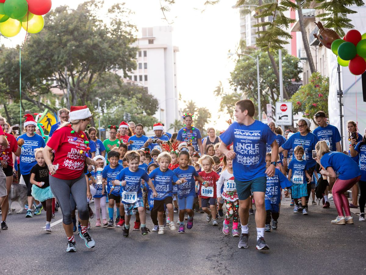 Make-A-Wish celebrates Christmas in July with early registration discount on annual run