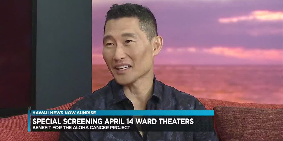 Daniel Dae Kim returns to islands after world premiere of 'Hellboy'