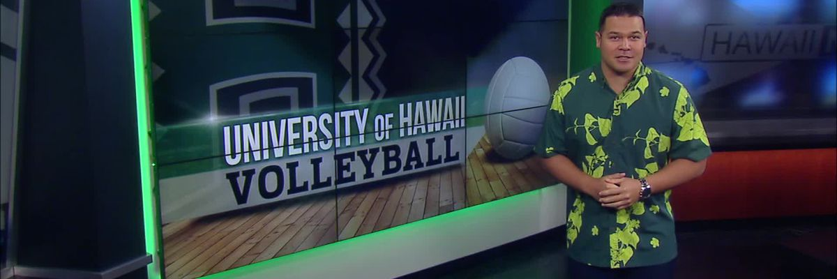 Wahine volleyball team prepares for Spring Match