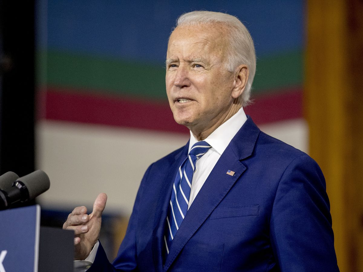 Biden will not go to Milwaukee to accept Democratic presidential nomination
